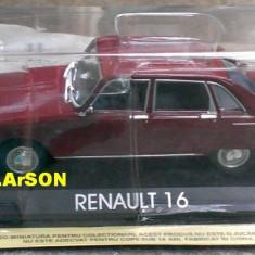 Macheta metal DeAgostini Renault 16 NOUA+revista Masini de Legenda 78, 1:43 - Macheta auto