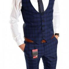Pantaloni barbati - Compleu tip ZARA VESTA + PANTALONI - costum barbati casual office - 6146