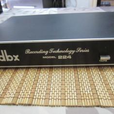 Dbx 224 - modul type II