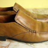 Pantofi barbati marca Alberto Torresi interior exterior piele marimea 42 (P368_1)