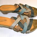 Papuci dama marca Medicus lemn marimea 42 (P540_1)