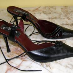 Pantofi dama marca Clara marimea 38 (P329_1)