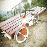Bicicleta BMX Nespecificat, 12 inch, 24 inch, Numar viteze: 1 - Vând BMX