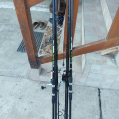 Lanseta Carbotex - Bete pescuit la crap.