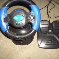 Volan cu pedale joc PC marca InfiniMax