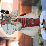 Papusa de colectie - Vand 3 papusi costum national ARADEANCA -vintage