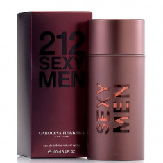 Parfum Carolina Hererra 212 Sexy Men 100 ML - Parfum barbatesc Carolina Herrera
