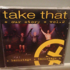 TAKE THAT - OUR STORY VOL 2(1995/BMG REC /GERMANY) - CD NOU/SIGILAT/ORIGINAL/POP - Muzica Dance ariola