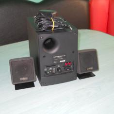 Sistem audio 2.1 CAMBRIDGE BY HENRY KLOSS