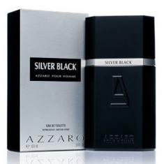 Azzaro Silver Black EDT 100 ml pentru barbati - Parfum barbati