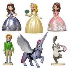 Figurine Printesa Sofia Intai - set 3 Disney