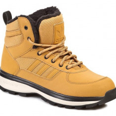 Adidasi, Bocanci Adidas Chasker Winter-Adidasi Originali-Marimea 43.1/3 - Bocanci barbati Adidas, Culoare: Din imagine