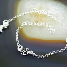 Bratara argint - Bratara din Argint 925, cod 490