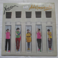 X-Ray Spex – Germfree Adolescents vinyl(LP), album UK funk - Muzica Pop emi records, VINIL