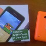 Telefon Nokia, Portocaliu, Neblocat - Nokia Lumia 530 Dual SIM