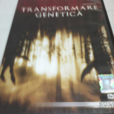 FILM HORROR ALTERED-TRANSFORMARE GENETICA, SUBTITRARE ROMANA, ORIGINAL - Film SF, DVD