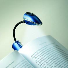 Lampa de carte Stylus Albastra