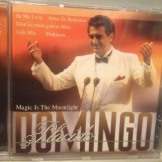PLACIDO DOMINGO - MAGIC (1981/POLYDOR/GERMANY) - CD NOU/Sigilat/Original - Muzica Clasica universal records