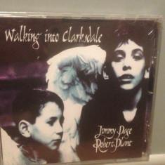 JIMMY PAGE & ROBERT PLANT - WALKING...(1998/MERCURY/UK)- CD NOU/Sigilat/Original - Muzica Rock universal records
