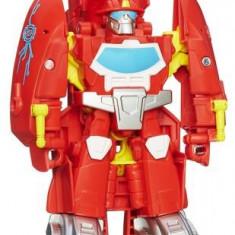 Jucarie Playskool Heroes Transformers Rescue Bots Heatwave The Fire-Bot - Vehicul Hasbro