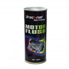 Curatitor motor Motor Flush Breckner Germany 443ml curata motorul de depuneri si impuritati - Solutie curatat motor Auto
