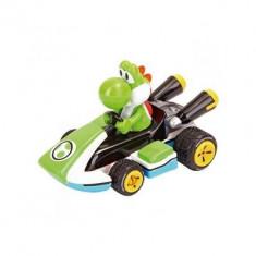 Jucarie Mario Kart 8 Nintendo Pull Speed Yoshi - Masinuta electrica copii