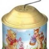 Flasneta muzicala Winnie the Pooh - Instrumente muzicale copii