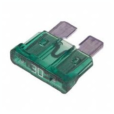 Siguranta auto Carpoint plata mare 30 AH (50 buc la cutie) - Centura siguranta