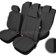 Husa Auto - Set huse scaune auto Scotland pentru Opel Astra F Fata + Spate
