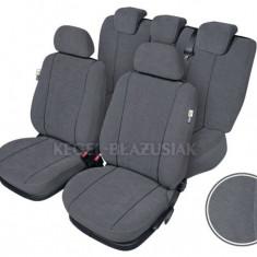 Husa Auto - Set huse scaun model Elegance pentru Hyundai i10 pana la 2013, set huse auto Fata + Spate