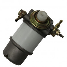 Baterie filtru motorina simpla cu pompa amorsare si filtru CAV