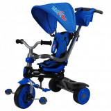 Tricicleta copii - Tricicleta Grand Comfort 3 in 1 Star Trike Albastru