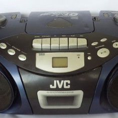 RADIO CD CASETOFON JVC RC-EX10A