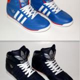 Ghete Adidas SL 2015 - Adidasi barbati, Marime: 40, 42, Culoare: Albastru, Negru