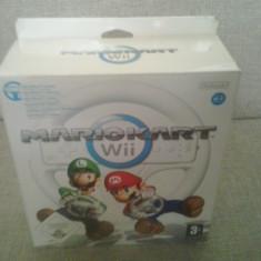 Volan Mario Kart - pt Nintendo Wii - original - nu include si jocul, Controller