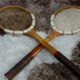 Racheta tenis de camp - Rachete tenis Dunlop-Made in England