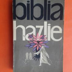 BIBLIA HAZLIE L Taxil