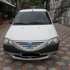 Autoturism Dacia, LOGAN, An Fabricatie: 2005, GPL, 164000 km, 1390 cmc - Dacia Logan Ambiance 1, 4 benzina+GPL 2005 alb