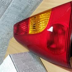 Lampa spate stanga Dacia Logan faza 1 cu galben 6001546794 ORIGINAL
