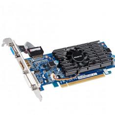 Placa video Gigabyte nVidia GeForce 210 1 GB DDR3 - low profile - Placa video PC