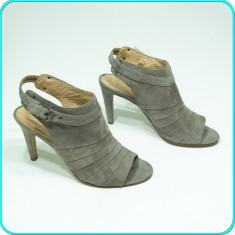 Sandale dama, Piele naturala - Sandale din piele, DE CALITATE, frumoase, aerisite, 5th AVENUE _ femei | nr. 40