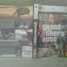 Grand Theft Auto IV - GTA 4 - XBOX 360 - Jocuri Xbox 360, Shooting, 18+, MMO