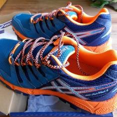 Incaltaminte outdoor - Adidasi alergare Asics Gel - Fuji Attack 4