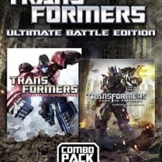 Transformers Ultimate Battle Edition Nintendo Wii - Jocuri WII Activision