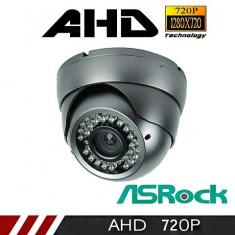 Camera CCTV - CAMERA SUPRAVEGHERE AHD DOME DE EXTERIOR ASROCK AHD-1SVIR2