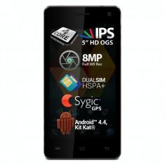 Telefon Allview - Telefon mobil Allview P6 Life 8GB Dual Sim Black