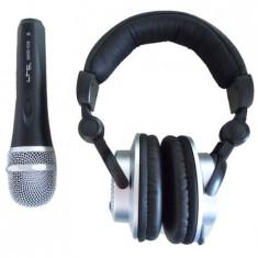SET DJ MICROFON SI CASTI MHD928