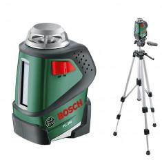BOSCH PLL 360 + STATIV Nivela laser cu linii + Stativ constructii 0603663001