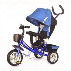 Tricicleta Agilis Navy Skutt - Tricicleta copii