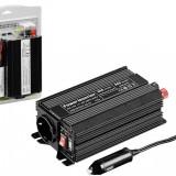 Invertor de la 12V DC la 230V AC, 300W unda sinus modulat -...